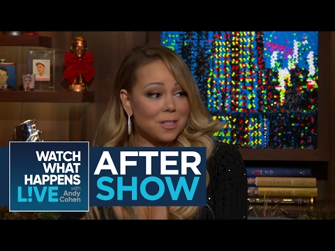 After Show: Mariah Carey Believes Her Break Up Was Meant To Be? - WWHL
