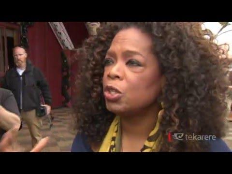 Ngāti Whātua fosters spiritual kinship with Oprah