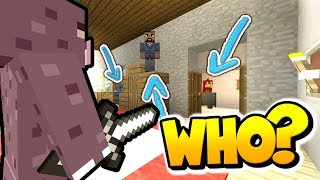 HOW COULD WE MISS THAT . . . WHAT ?? - (Minecraft Murder Mystery)