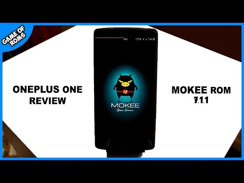 Mokee Rom for Oneplus One | Best Battery Life Nougat |