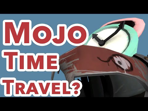 TF2 Flamethrower Mojo: Explained! (It's time travel, kind of)