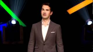 "Jimmy Carr's Elusive ""Other Laugh"""