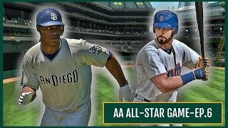 MLB The Show 18 Athletics Franchise - AA All-Star Game and Bad Starting Pitching! | Ep.6