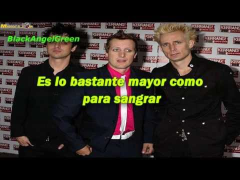 Green day- Drama queen- (Traducida al español)