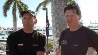Interview with Doug DeVos and Niklas Zennström