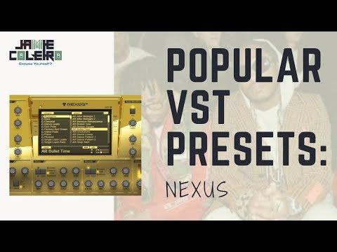 Nexus Preset: Future x Metro Boomin - Monster [I Found those VST Presets #20]
