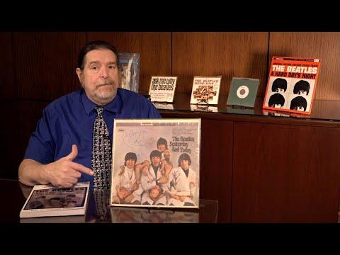 Rare Beatles Album Up For Auction