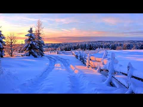 А.С.Пушкин - Мороз и Солнце день чудесный.  Зимнее утро