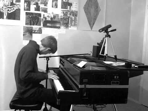 Bob Dylan - Walkin' Down The Line (Piano Cover)