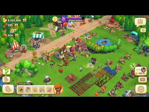 How to change your display name color in FarmVill 2