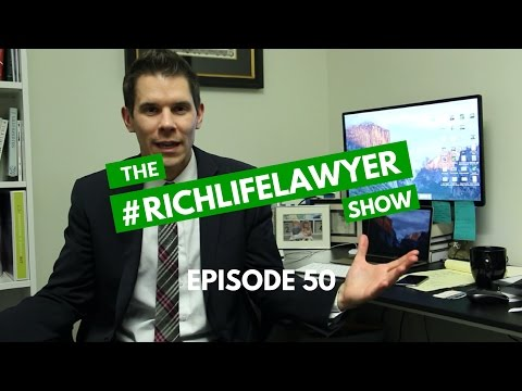 #RichLifeLawyer Show 50: Estate Planning Year End Gifts to Avoid Estate Tax