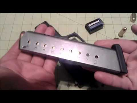 Sig 220 Magazine Fix (Rounds Nose Diving in Mag)