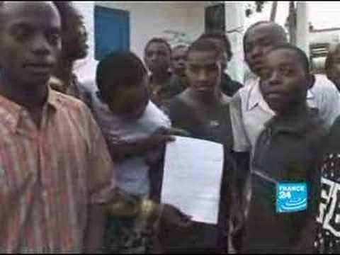 Comoros takes control of Anjouan