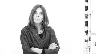 Interview Carine Roitfeld - Mercedes-Benz Campaign Spring/Summer 2014