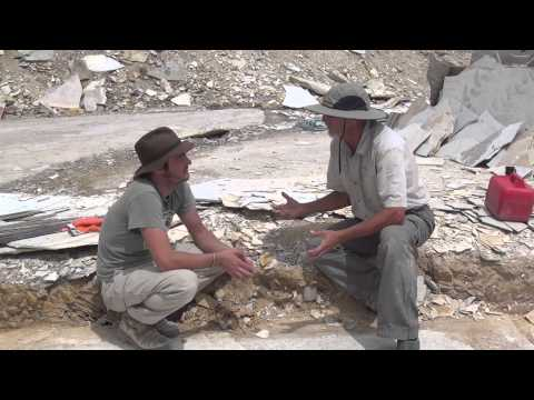 Chasing History: Fossil Fish, The Green River Fossil Formation Documentry