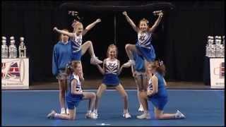 Cheervision Yorkshire Stunts : Youth Level 1, Junior Level 2, Junior Level 3!
