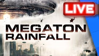 Gem Tries To Save The World From Alien Invasion In Megaton Rainfall! | Stream