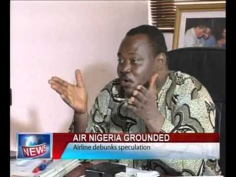Air Nigeria Grounded: Airline Debunks Speculation