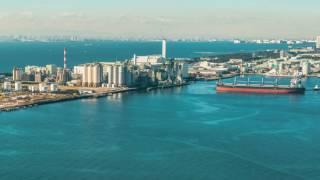 Chiba Port Tower Tilt Shift