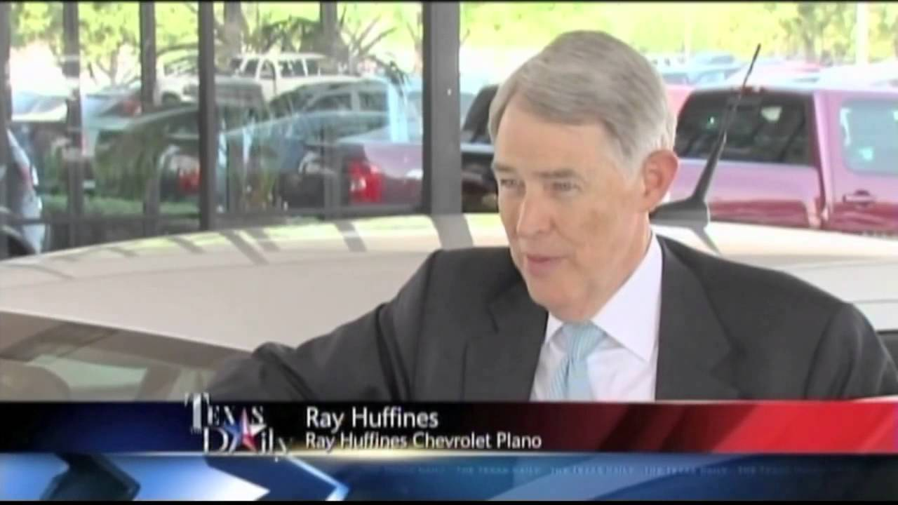 Ray Huffines Speaks about Electric Cars versus Gas ...