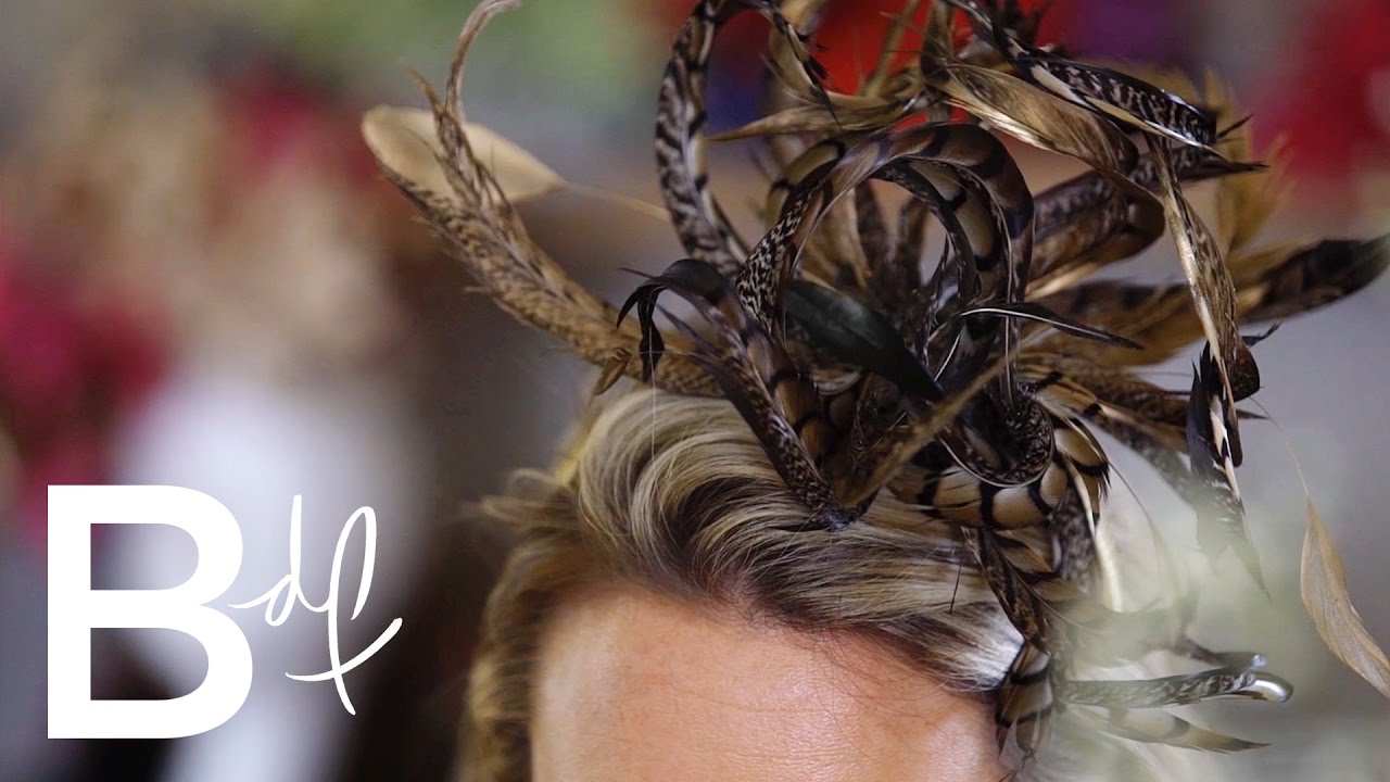 How To Make A Wedding Fascinator - YouTube 00ac4fd4c86