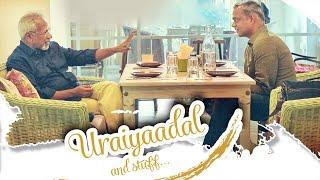 Uraiyaadal and stuff.. | Gautham Vasudev Menon & Mani Ratnam thumbnail