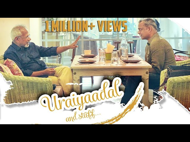 Uraiyaadal and stuff.. | Gautham Vasudev Menon & Mani Ratnam