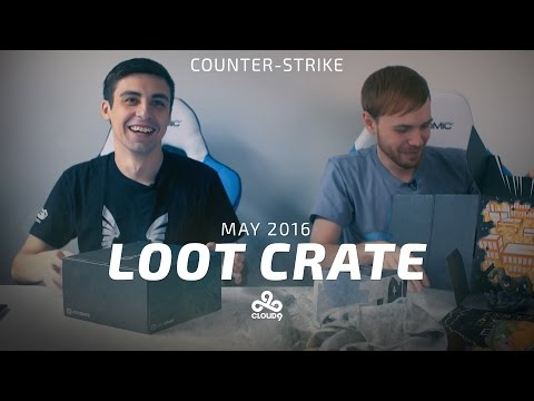 Loot Crate May 2016 | Power Unboxing