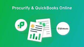 Procurify's New QuickBooks Online Direct Integration | Overview
