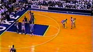 02/02/1995:  #2 North Carolina Tar Heels at Duke Blue Devils