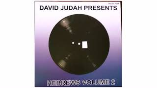 David Judah - Presents Hebrews Volume 2 - LP - Solardub Records