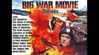 Great/Big War movie themes. The Great Escape March. Geoff Love
