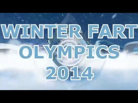 ))==3 Winter fart olympics 2014