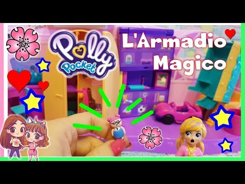 POLLY POCKET: il TINY POWER colpisce LOLLINA!! Unboxing e Storia! by Lara e Babou