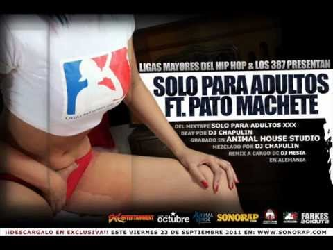 pato machete ft. ligas mayores del hip hop - solo para adultos - YouTube