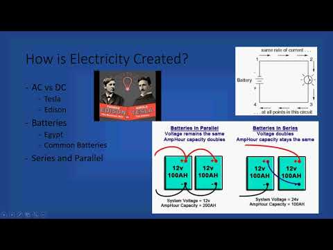 Overview of DC Electricity