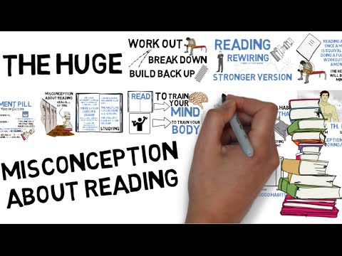 The Huge Misconception About Reading