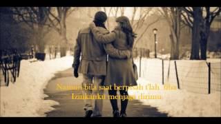 Payung Teduh - Akad (Menikahlah) (Lyric video)