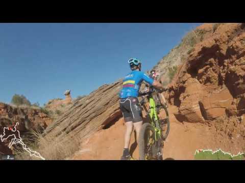 Palo Duro Canyon 2016 TMBRA XC Marathon Lap 1