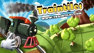 Traintiles - iPhone/iPod Touch/iPad - HD Gameplay Trailer
