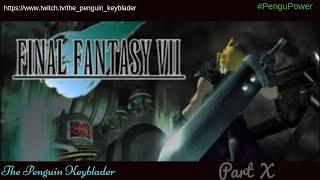 Final Fantasy VII: Part X