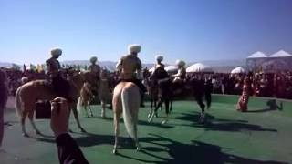 Festivites de Navrouz au Turkmenistan