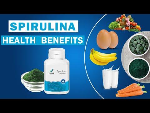 Spirulina Benefits in Hindi | Vestige Spirulina Benefits, Uses & Dosage in Hindi
