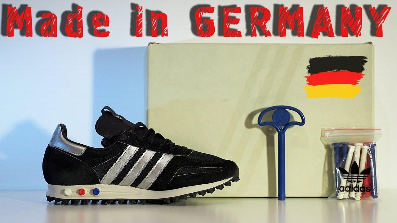 Обзор Кроссовок Adidas La Trainer Og Mig Original Obuv