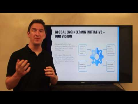 Impact Goal 3: Championing Global Engineering | Global Engineering Initiative