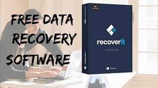 Free Data Recovery software from Wondershare