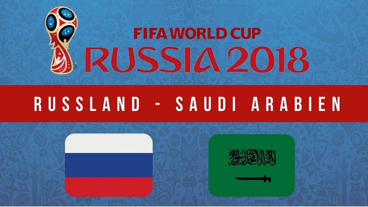 Russland Saudi Arabien Wm Tipp