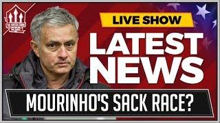 Mourinho\'s Title or Sack Race! Man Utd Transfer News