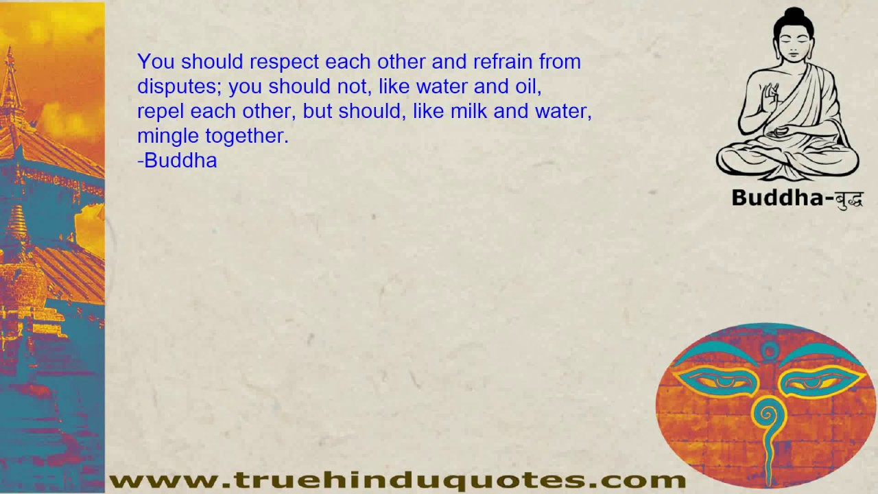 Life Quotes From Buddha Youtube