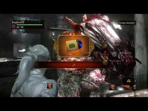 Resident Evil Revelations 2 Modo Asalto [AMR 6 slot] Nvl. 100 [Disparo Continuo]